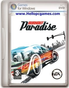 Burnout Paradise Game