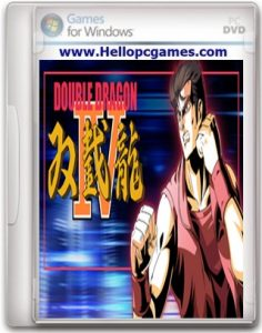 Double Dragon 4 Game