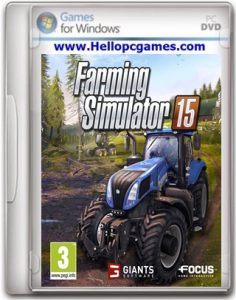 Farming Simulator 2015 Game