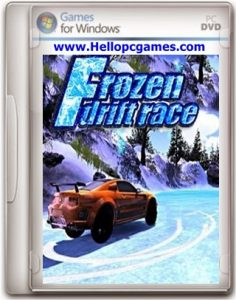 Frozen Drift Race Game