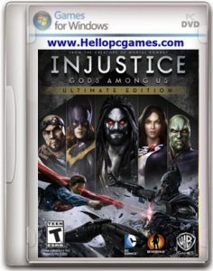 Injustice Gods Among Us Ultimate Edition Game