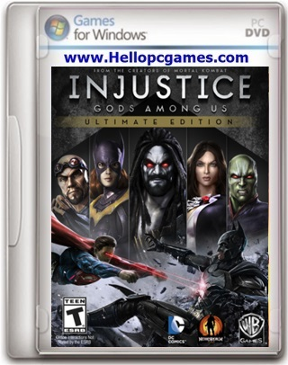 Injustice Gods Among Us Ultimate Edition Game - Free ...