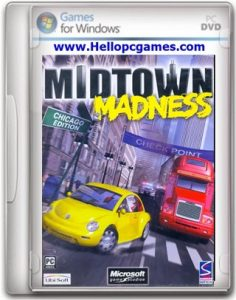Midtown Madness 1 Game
