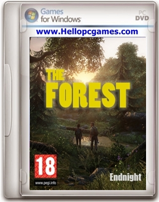 The Forest Public Alpha Game