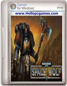 Warhammer 40000 Space Wolf Game