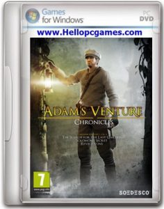 Adams Venture Chronicles Game