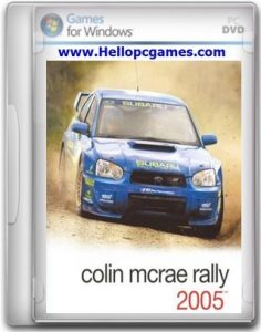 Colin McRae Rally 2005 Game