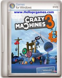 Crazy Machines 3 Game