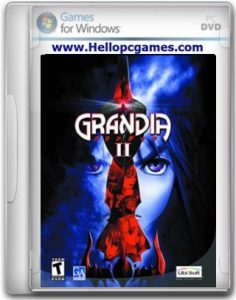 Grandia II Anniversary Edition Game