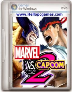 Marvel VS Capcom 2 Game