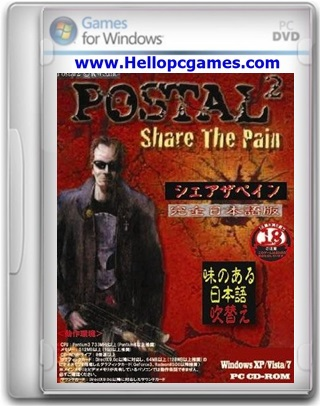 Postal 2 Share The Pain Game