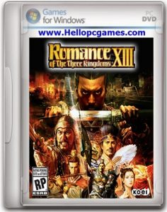 Romance of the Three Kingdoms 13 Game