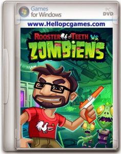 Rooster Teeth vs Zombiens Game