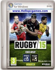 Rugby World Cup 2015 Game