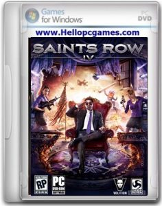 Saints Row 4 Game