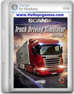 Scania Truck Driving Simulator Game