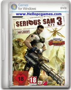 Serious Sam 3 BFE Deluxe Edition Game