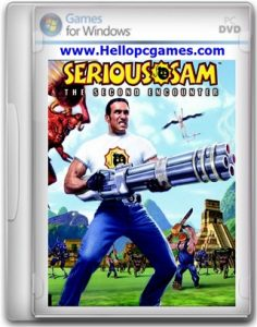 Serious Sam The Second Encounter Game