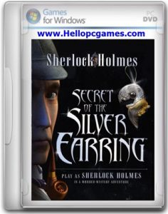 Sherlock Holmes The Secret Of The Silver Earring Game