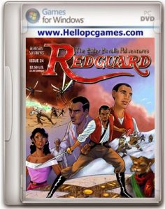 The Elder Scrolls Adventures Redguard Game