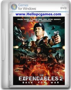 The Expendables 2 Game