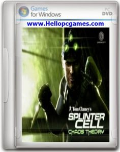 Splinter Cell Chaos Theory Game