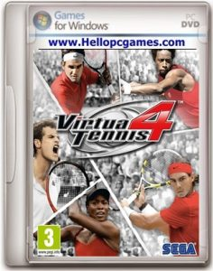 Virtua Tennis 4 Game