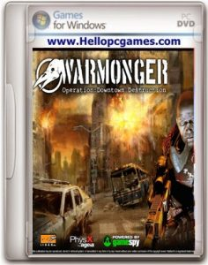Warmonger Operation Downtown Destruction Game