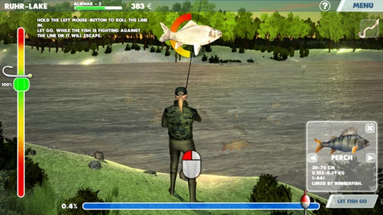 3d arcade fishing game free download full version for pc