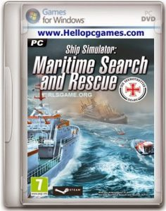 Ship Simulator Maritime Search and Rescue Game