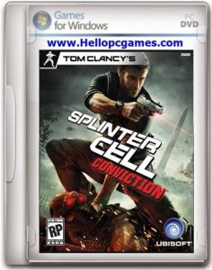 Tom Clancy's Splinter Cell Conviction Game