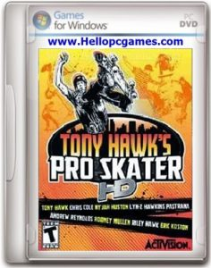Tony Hawk's Pro Skater HD Game