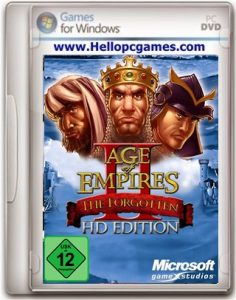 Age of Empires II HD The Forgotten Game
