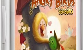 Angry Birds Seasons Back to School Game