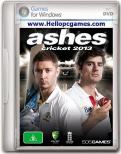 Ashes Cricket 2013 Game