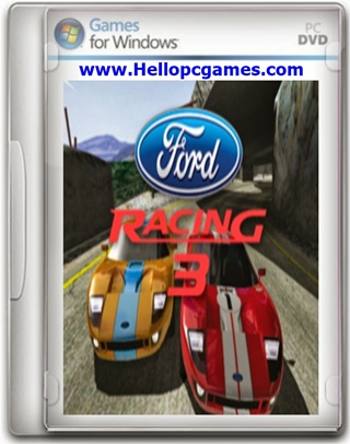 Ford Racing 3 Game