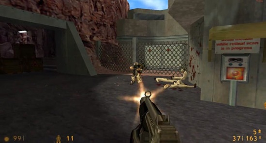 Downlaod Counter Strike - Half Life 1.1 - 1.6 Full for PC