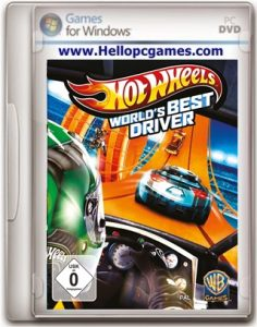 Hot Wheels World's Best Driver Game