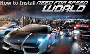 How to Install Need-for-Speed-World