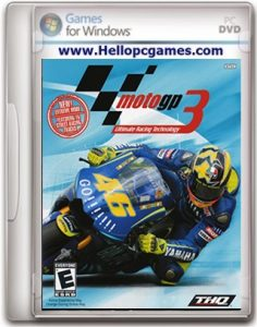 MotoGP 3 Ultimate Racing Technology Game