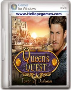 Queen's Quest Tower Of Darkness Game