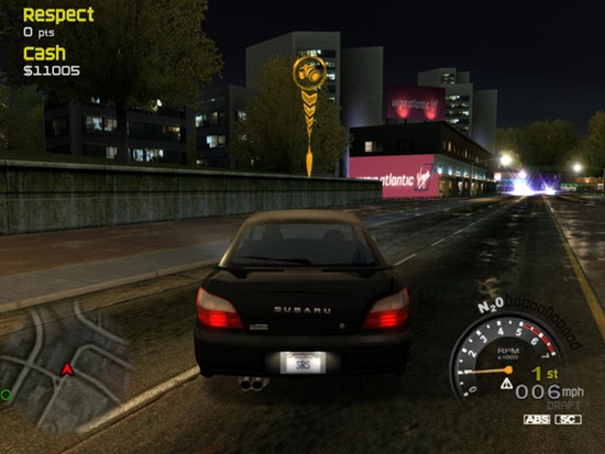 SRS Street Racing Syndicate Game - 74.6KB