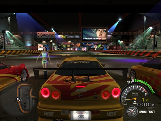 SRS Street Racing Syndicate Game - 83.2KB
