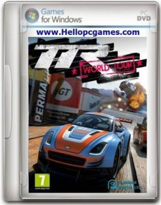 Table Top Racing World Tour Game