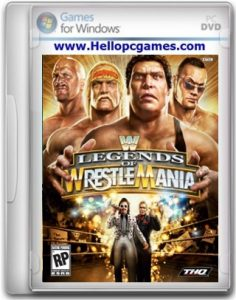 WWE Legends of WrestleMania Game
