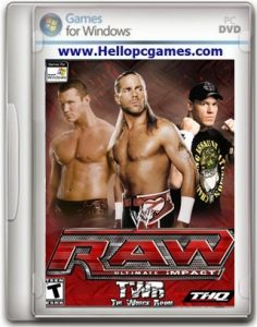 WWE Raw Ultimate Impact Game