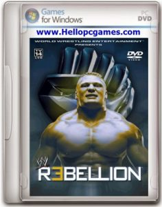 WWE Rebellion 3 Game