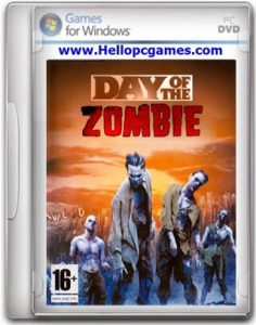 Day Of The Zombie Game
