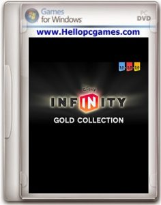 Disney Infinity Gold Collection Game