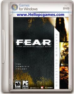 FEAR Platinum Game